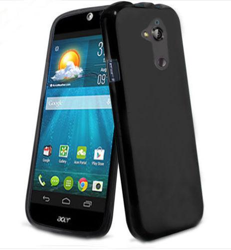 Pouzdro GEL pro Acer Liquid Z410 černé