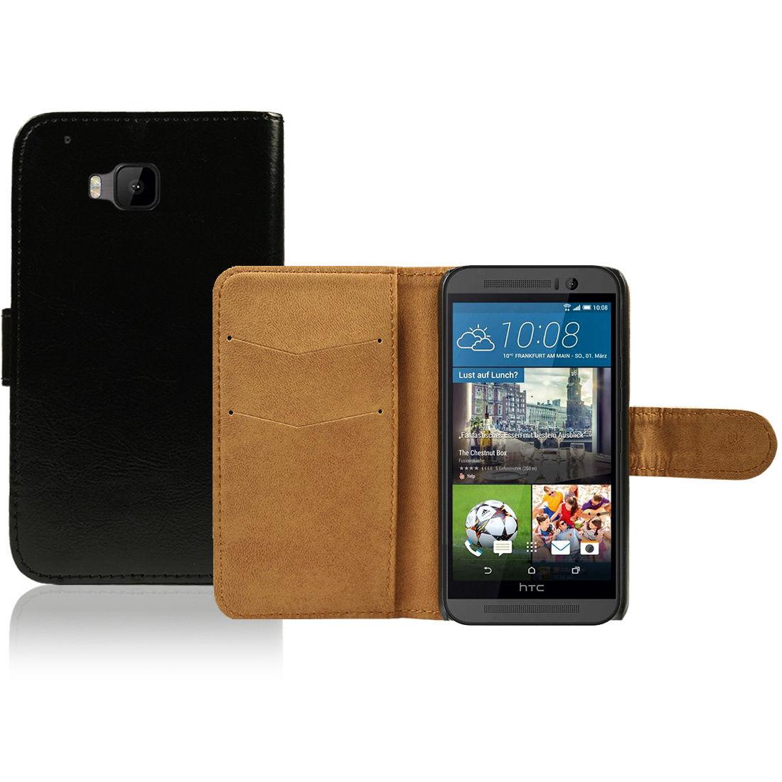Pouzdro pro HTC One M9 černé