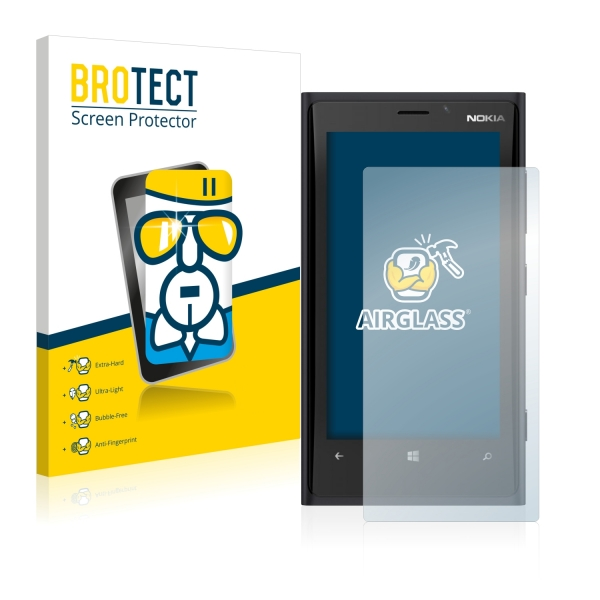 AirGlass Premium Glass Screen Protector Nokia Lumia 920