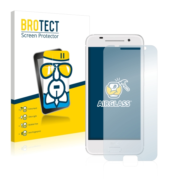 AirGlass Premium Glass Screen Protector HTC One A9