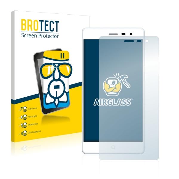 AirGlass Premium Glass Screen Protector Elephone Trunk