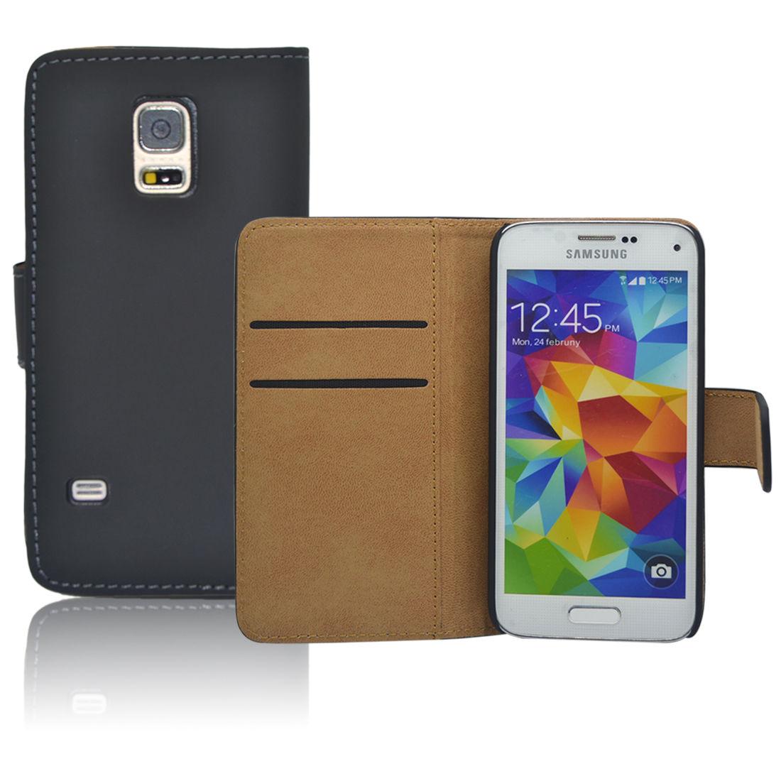 Pouzdro pro Samsung Galaxy S5 mini G800 černé
