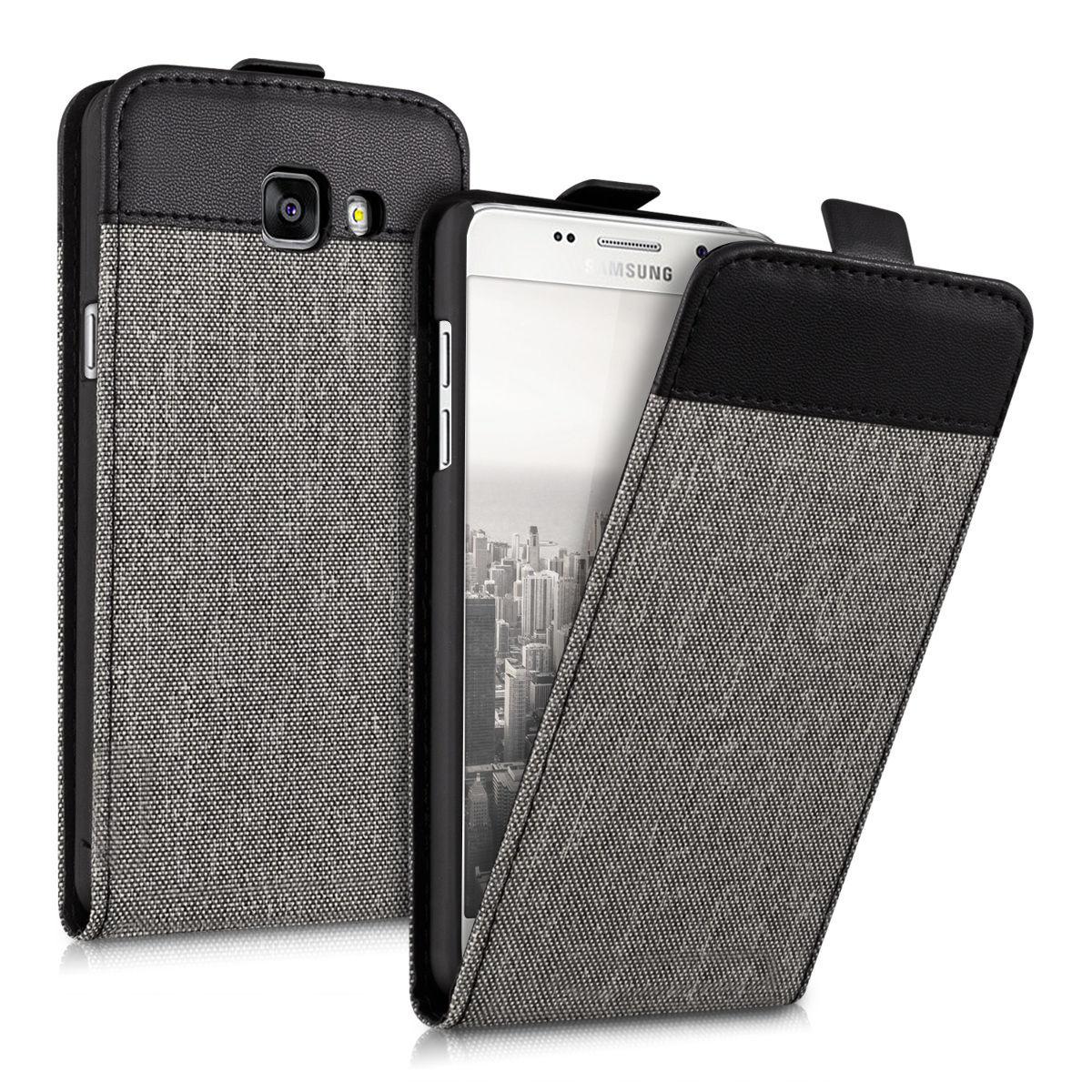 Pouzdro pro Samsung Galaxy A5 (2016) šedé