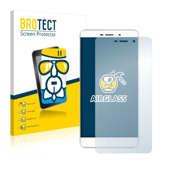 AirGlass Premium Glass Screen Protector Elephone P9000 Lite