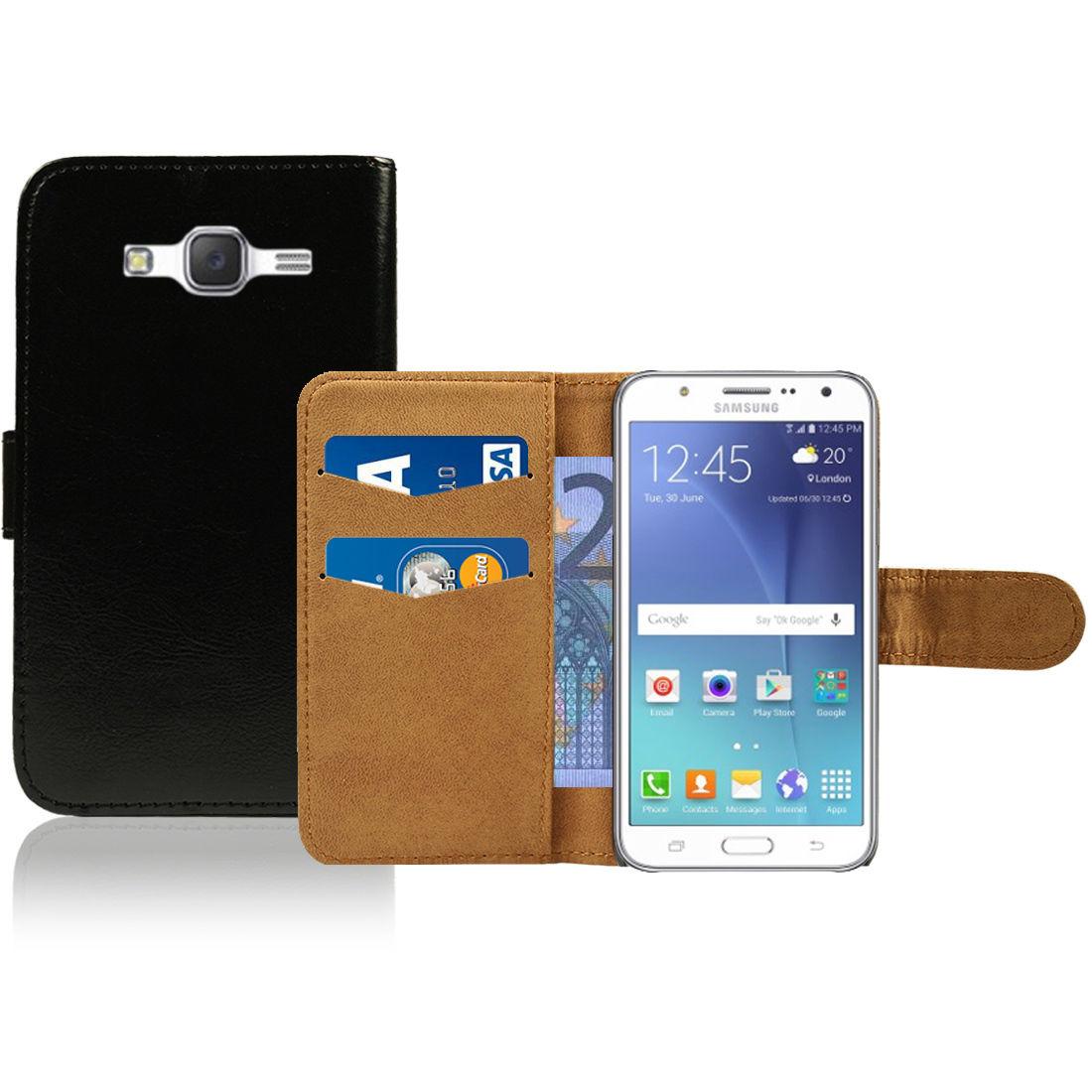 Pouzdro pro Samsung Galaxy J5 (2015) černé