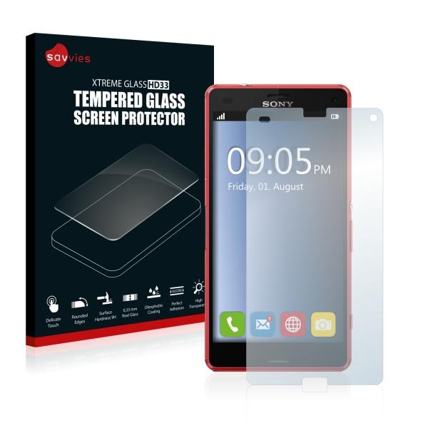 Tvrzená fólie Tempered Glass HD33 Sony Xperia Z3 Compact D5803
