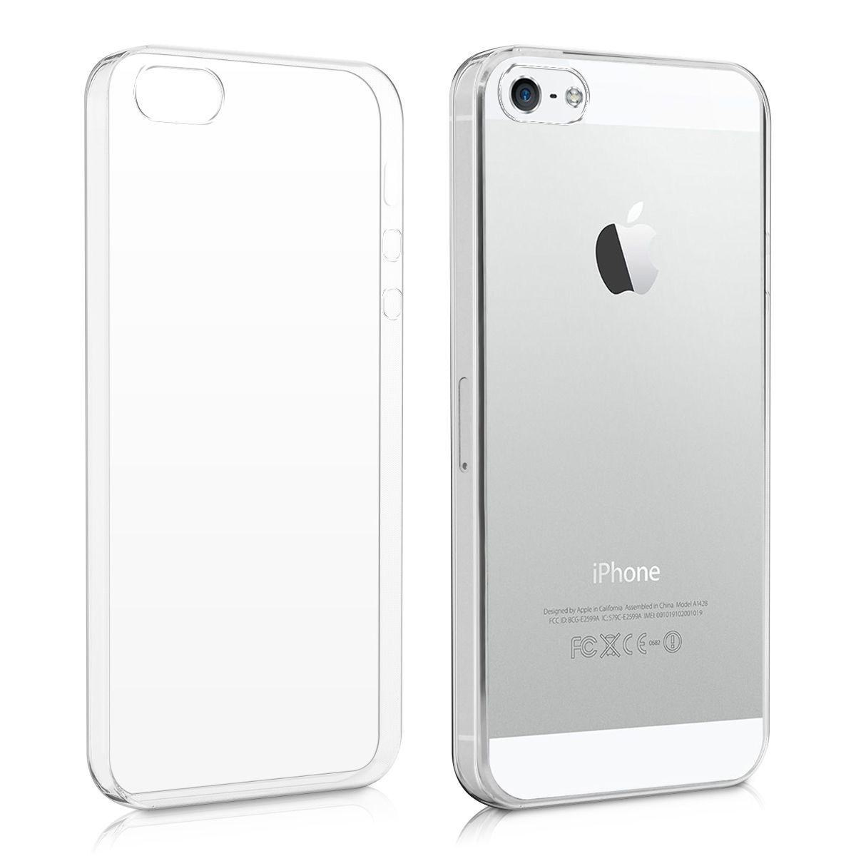 Pouzdro GEL pro Apple iPhone SE 5 5S