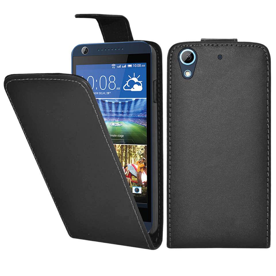 Pouzdro flip pro HTC Desire 626G černé