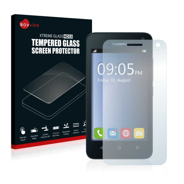 Tvrzené sklo Tempered Glass HD33 Huawei Y360