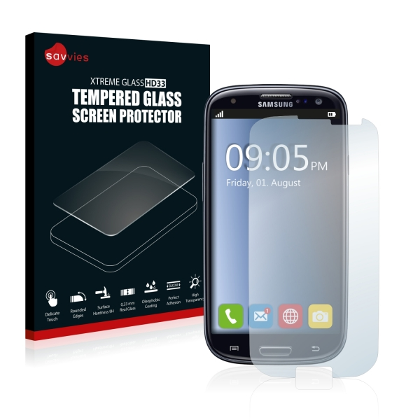 Tvrzená fólie Tempered Glass HD33 Samsung Galaxy S3 Neo I9300I