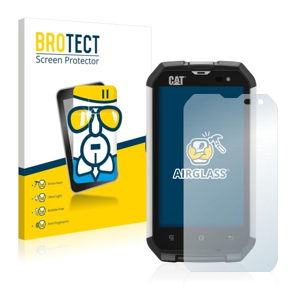 AirGlass Premium Glass Screen Protector Caterpillar Cat B15Q