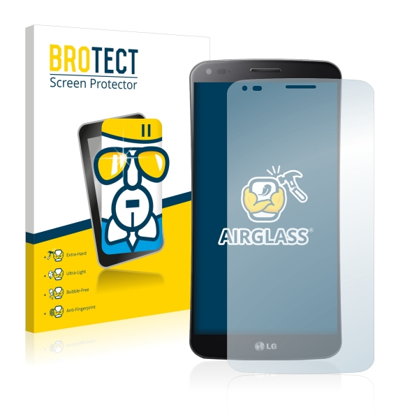 AirGlass Premium Glass Screen Protector LG G Flex D955