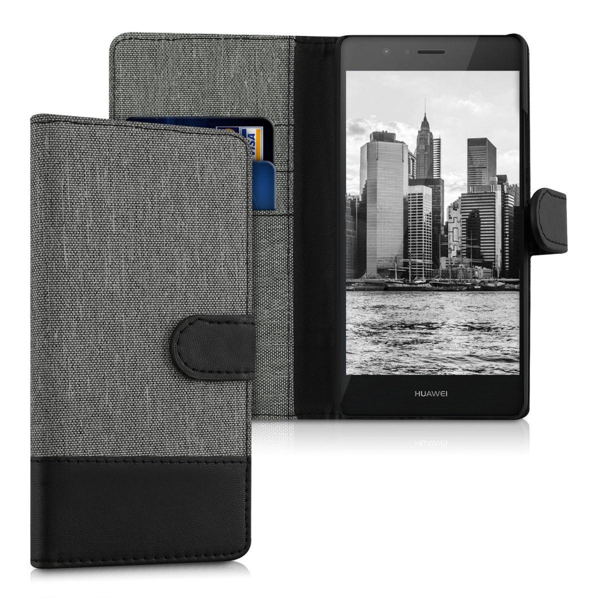 Pouzdro pro Huawei P9 Lite šedé