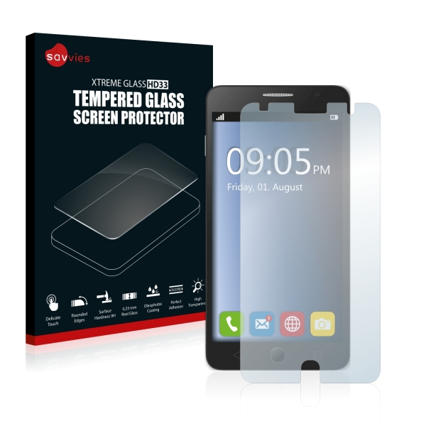 Tvrzená sklo Tempered Glass HD33 Alcatel OT Pop Star 5022D