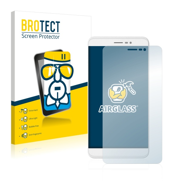 AirGlass Premium Glass Screen Protector Coolpad Porto S