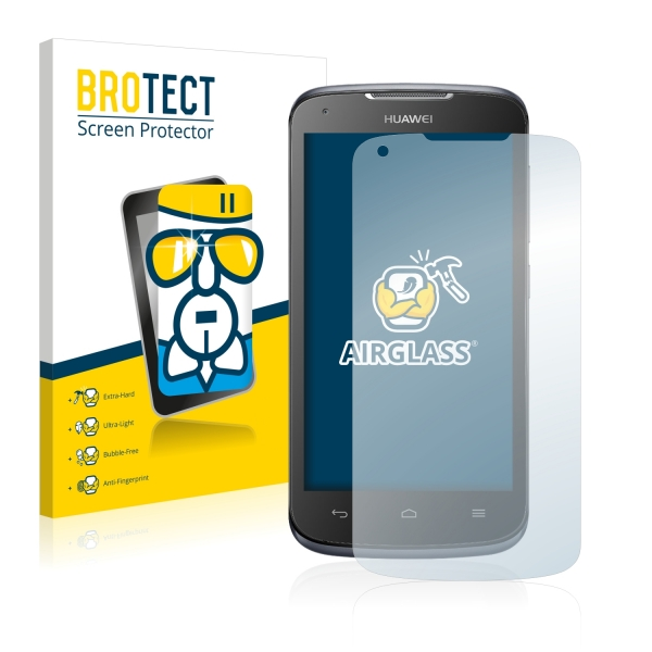 AirGlass Premium Glass Screen Protector Huawei Ascend Y520
