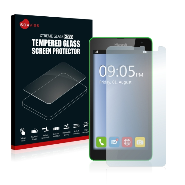 Tvrzená fólie Tempered Glass HD33 Microsoft Lumia 535