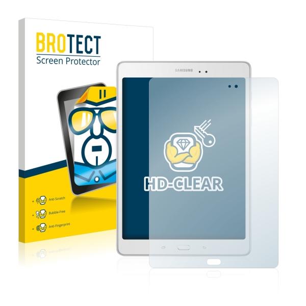 2x BROTECTHD-Clear Screen Protector Samsung Galaxy Tab A 9.7 (T550)