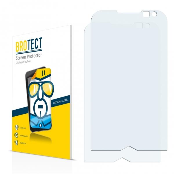 2x BROTECTHD-Clear Screen Protector Samsung GT-i8000