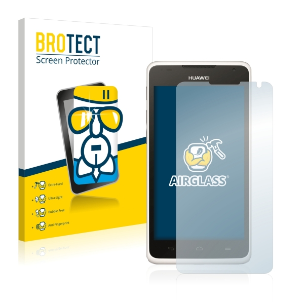 AirGlass Premium Glass Screen Protector Huawei Ascend Y530