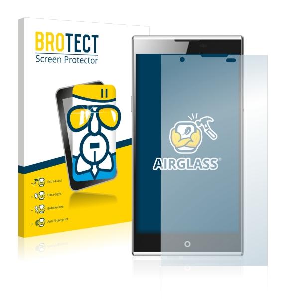 AirGlass Premium Glass Screen Protector Zopo ZP920 Magic