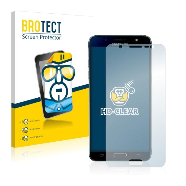 2x BROTECTHD-Clear Screen Protector Samsung Galaxy J5 (2016)