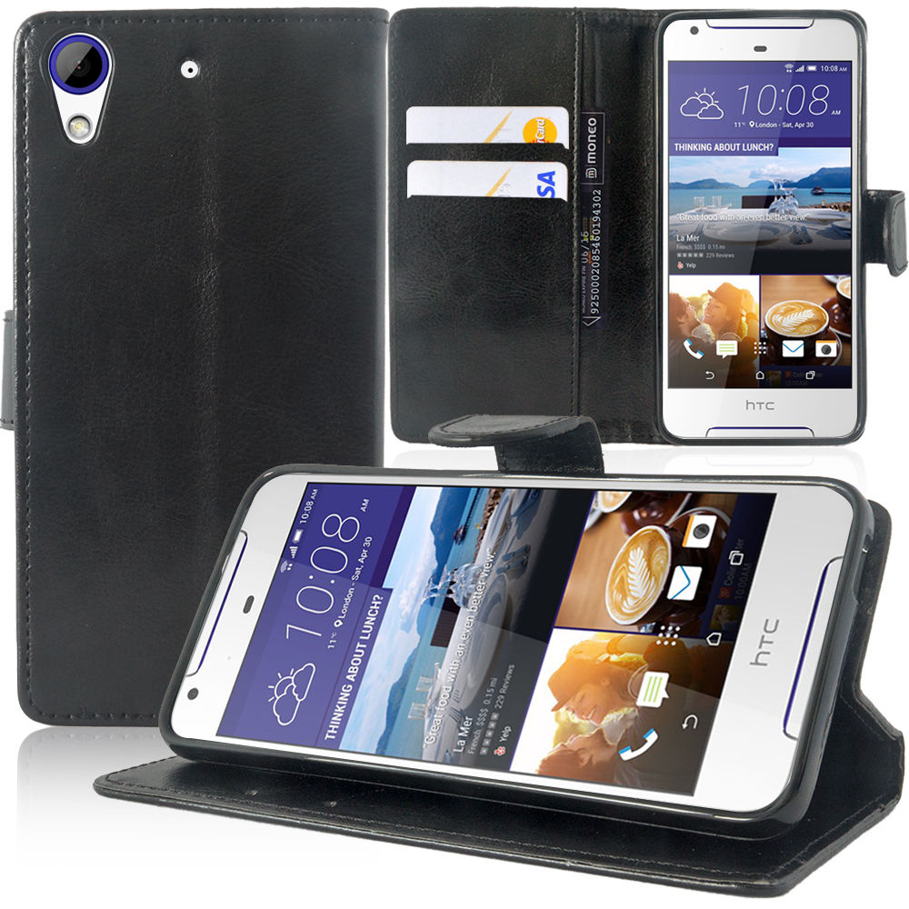 Pouzdro pro HTC Desire 628 černé