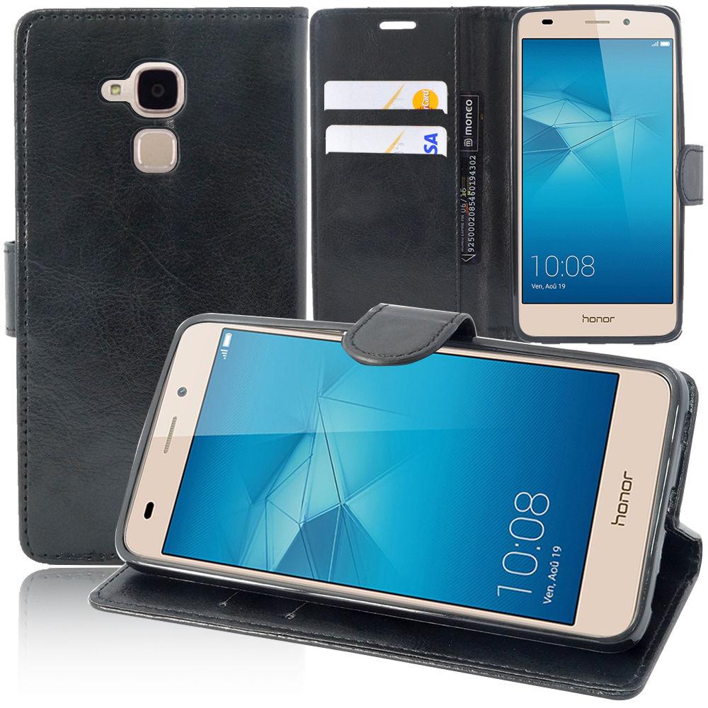 Pouzdro pro Huawei Honor 7 Lite černé
