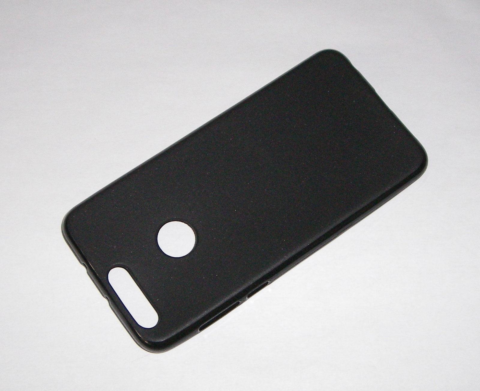 Pouzdro GEL pro Huawei Honor 8 černé