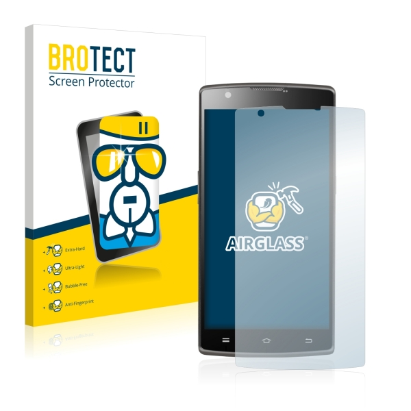 AirGlass Premium Glass Screen Protector GoClever Quantum 550