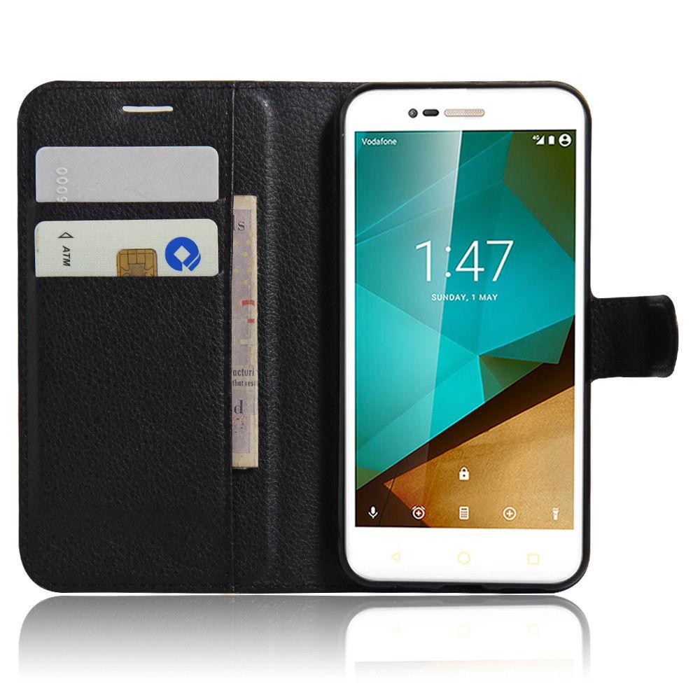 Pouzdro pro Vodafone Smart Prime 7 černé