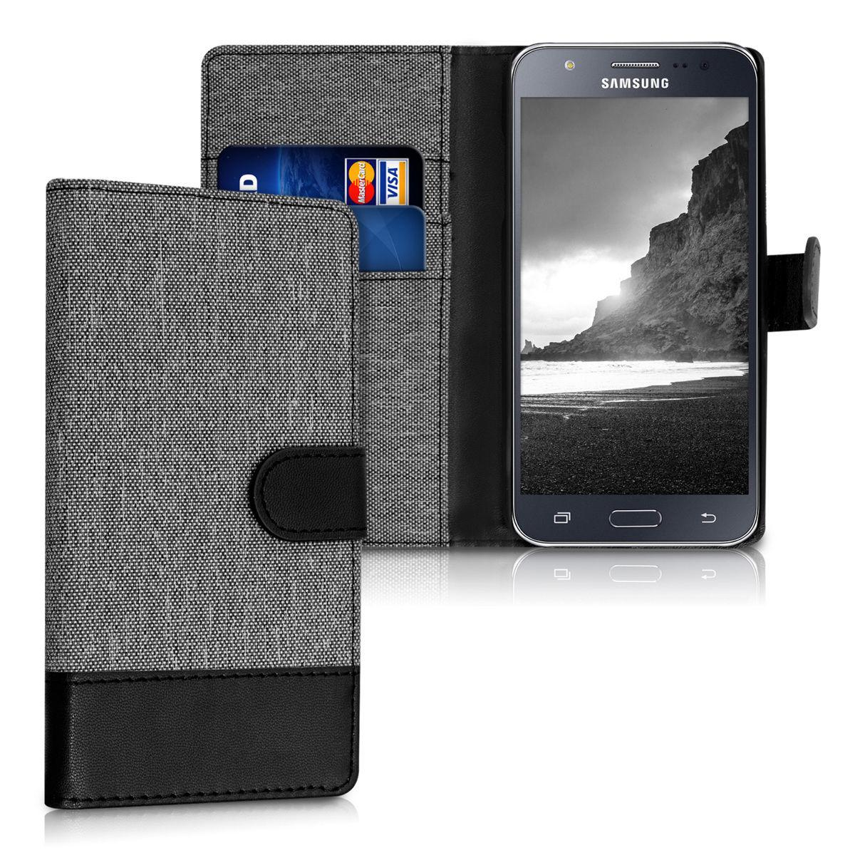 Pouzdro pro Samsung Galaxy J5 (2015) šedé