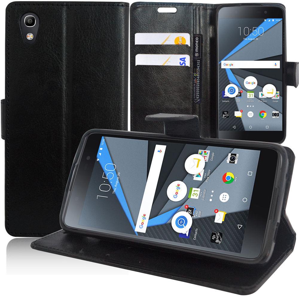 Pouzdro pro BlackBerry DTEK50 černé