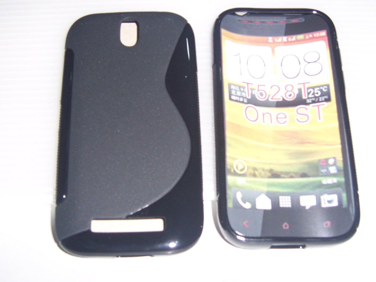 Pouzdro GEL pro HTC One SV černé