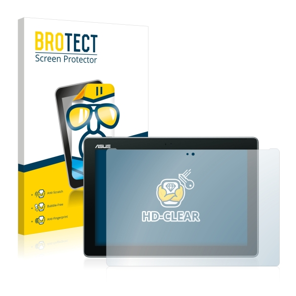 2x BROTECTHD-Clear Screen Protector Asus ZenPad 10 Z300M