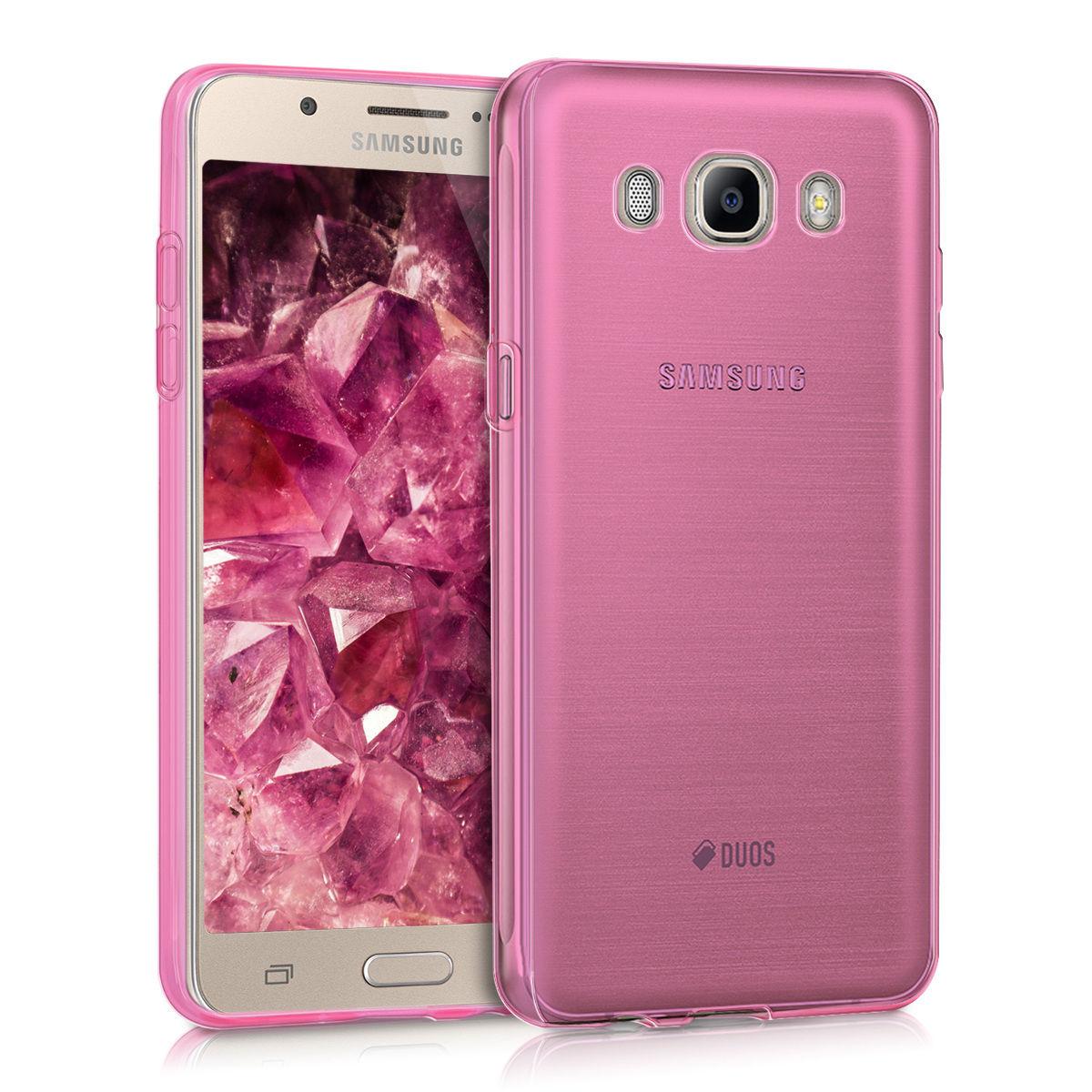 Pouzdro GEL pro Samsung Galaxy J5 (2016) růžové