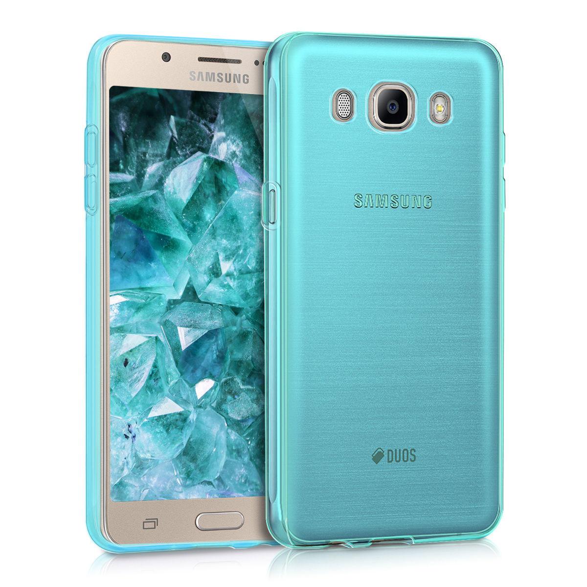 Pouzdro GEL pro Samsung Galaxy J5 (2016) modré