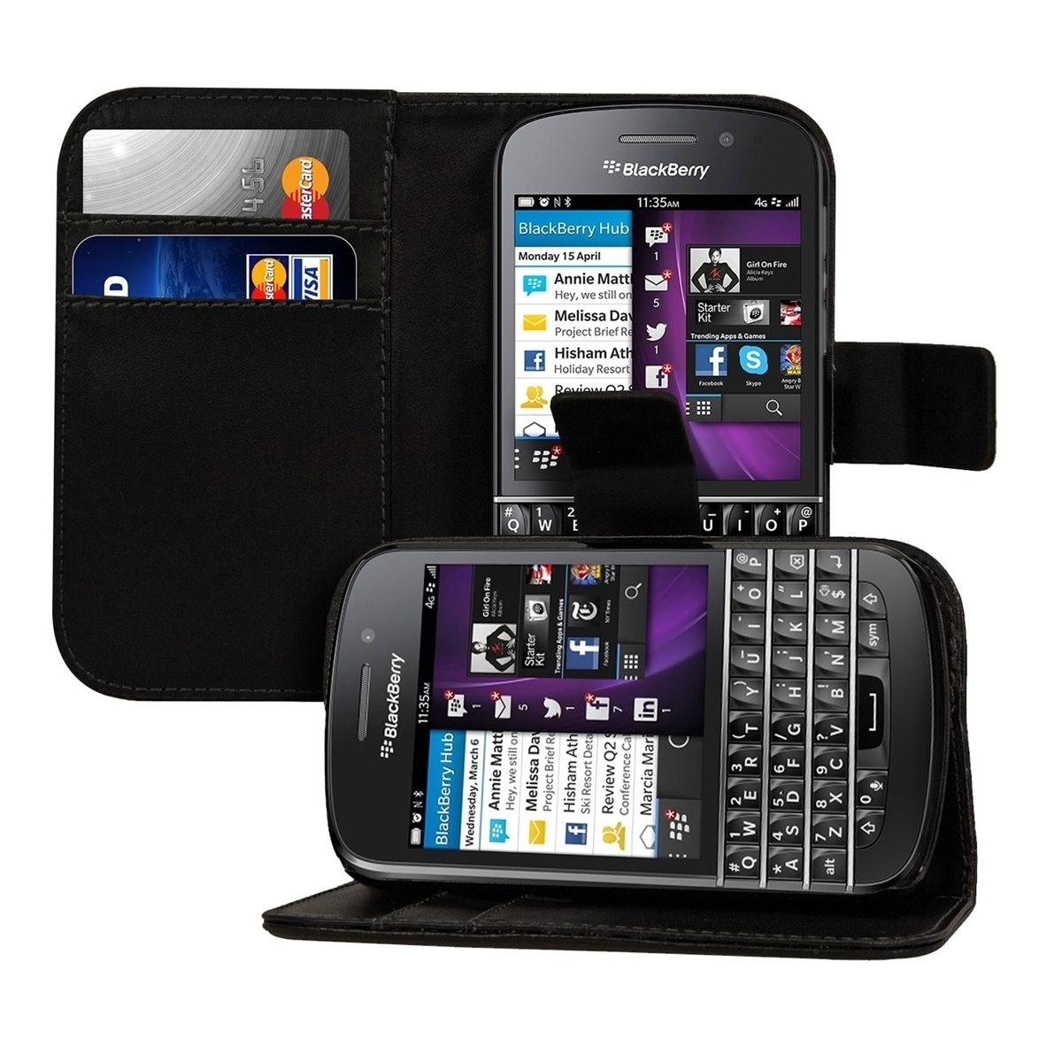 Pouzdro pro BlackBerry Q10 černé