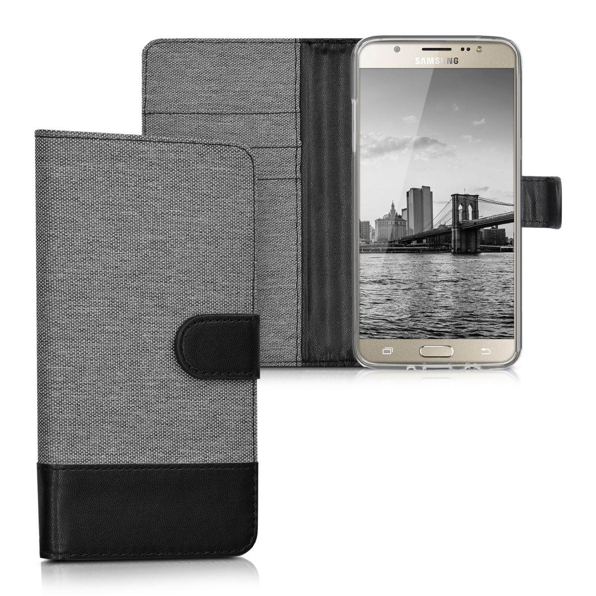 Pouzdro pro Samsung Galaxy J5 (2016) šedé
