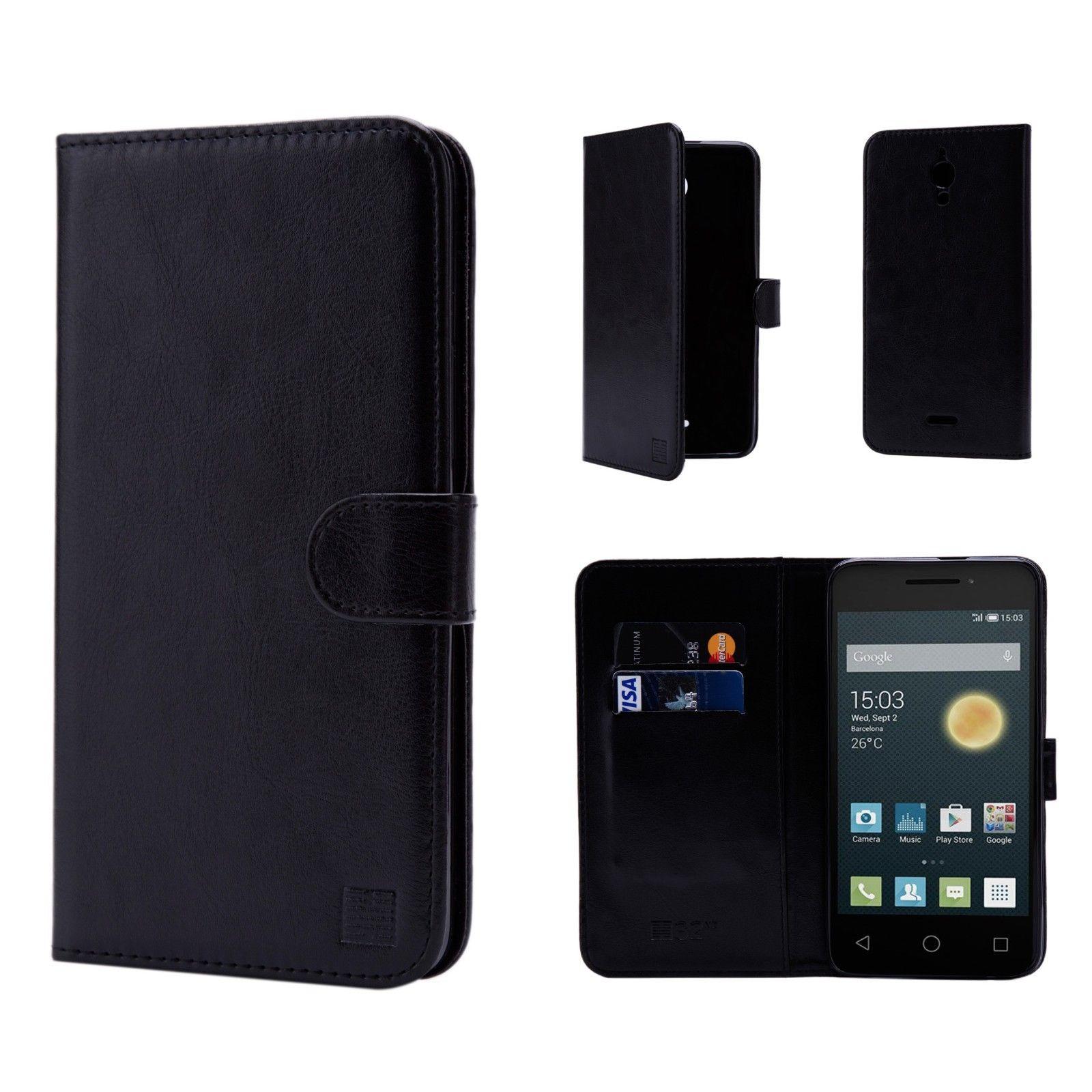 Pouzdro pro Alcatel Pixi 4 (5) 3G černé