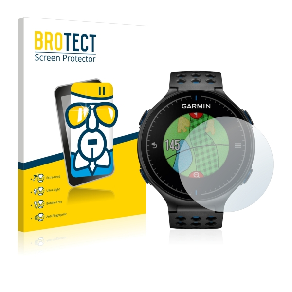 AirGlass Premium Glass Screen Protector Garmin Approach S5