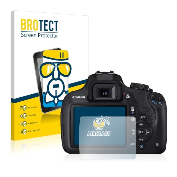 AirGlass Premium Glass Screen Protector Canon EOS 1200D