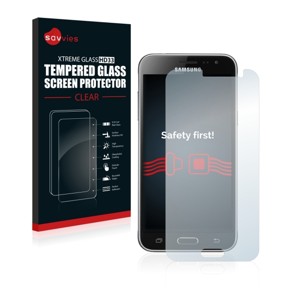 Tvrzené sklo Tempered Glass HD33 Samsung Galaxy J3 (2016)