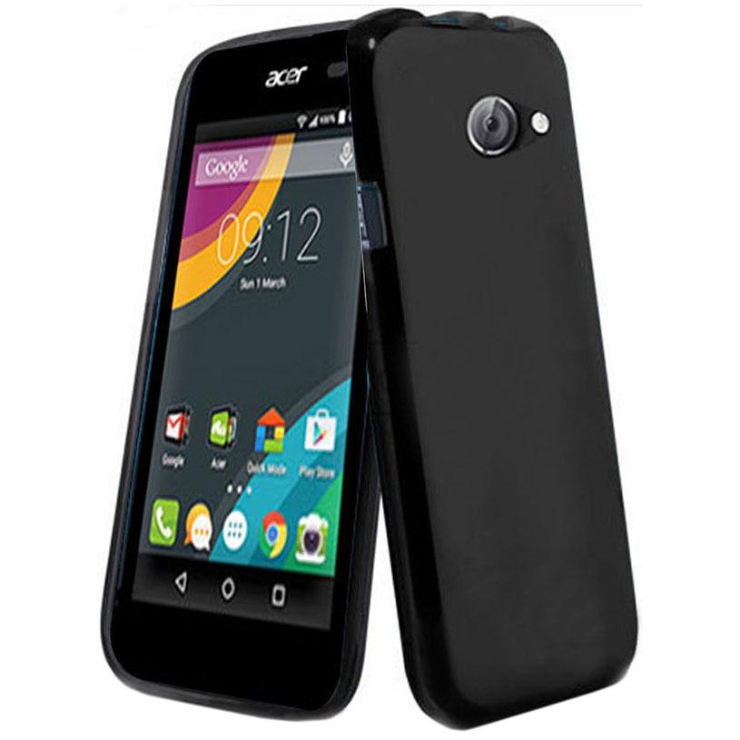 Pouzdro GEL pro Acer Liquid Z220 černé