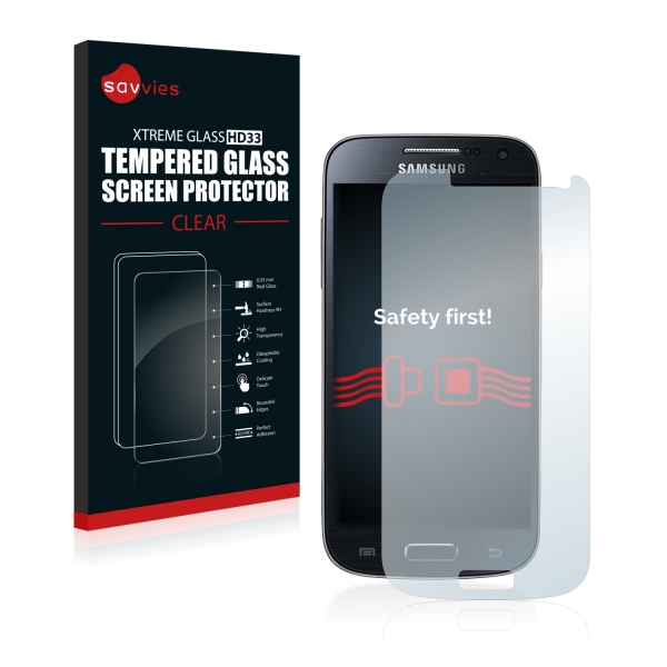 Tvrzená fólie Tempered Glass HD33 Samsung Galaxy S4 mini LTE (4G) I9195