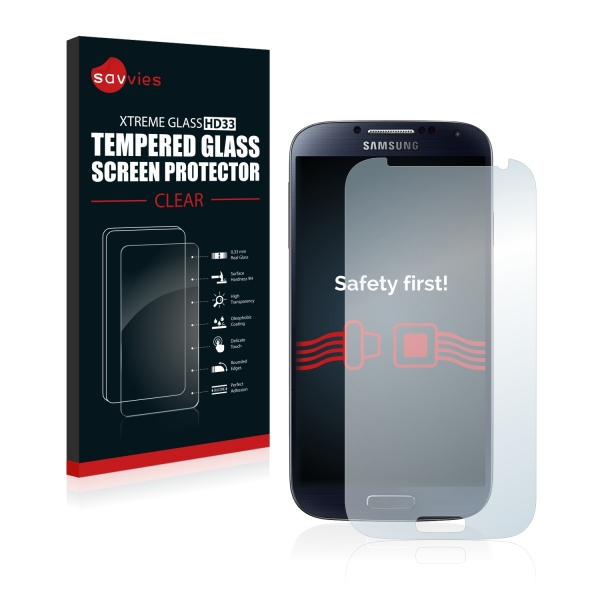 Tvrzená fólie Tempered Glass HD33 Samsung Galaxy S4 I9500