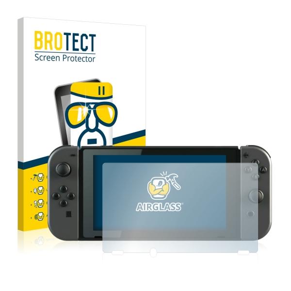 AirGlass Premium Glass Screen Protector Nintendo Switch