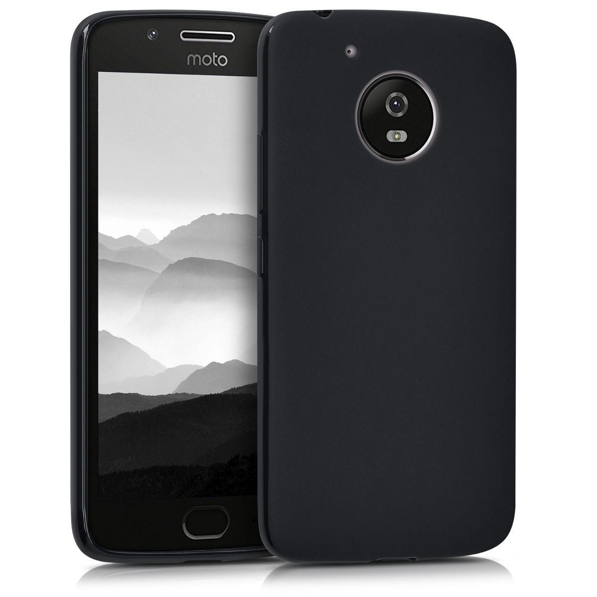 Pouzdro GEL pro Lenovo Moto G5 černé