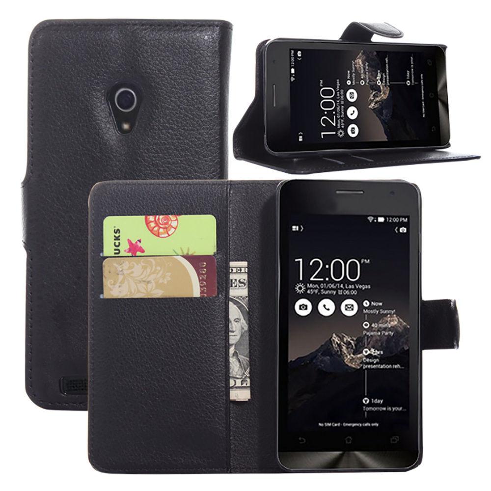 Pouzdro pro ASUS Zenfone 4 A450CG černé