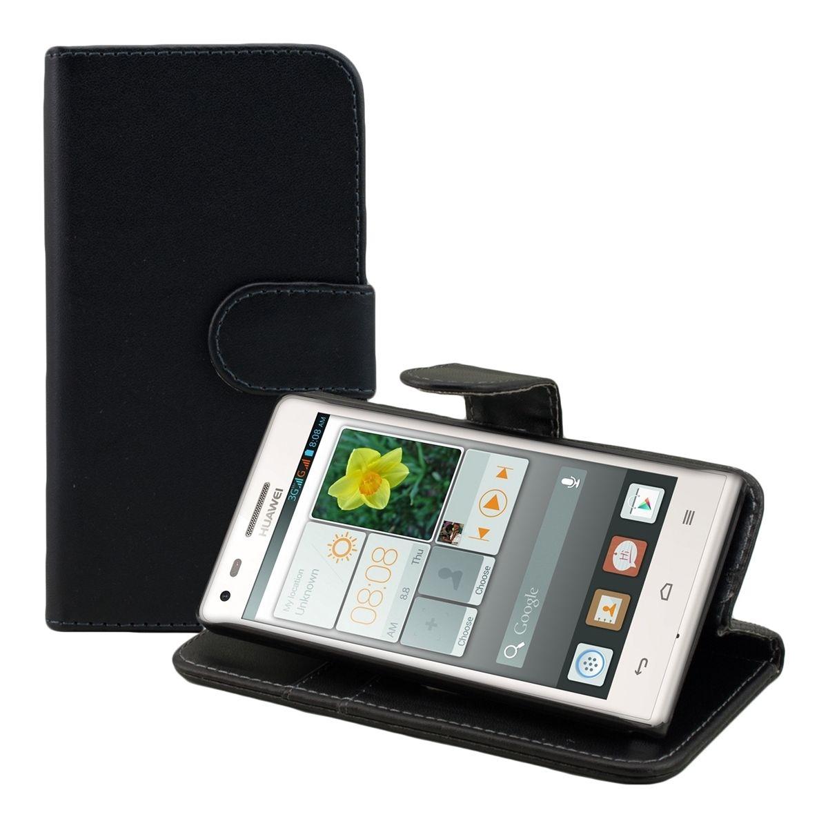 Pouzdro pro Huawei Ascend G6 (3G) černé
